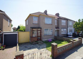 Thumbnail 3 bed end terrace house for sale in Gordon Road, Sidcup