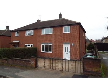 Thumbnail 3 bed semi-detached house for sale in Goodwood Avenue, Arnold, Nottingham
