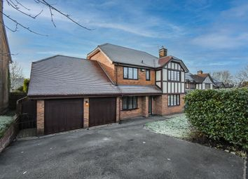 Thumbnail 4 bed detached house for sale in The Pastures, Blackburn