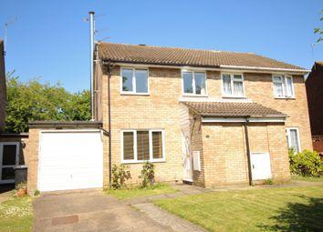 3 bed semi-detached house for sale in Lords Wood, Welwyn Garden City AL7