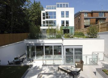 Thumbnail 3 bedroom flat for sale in West Heath Road, Hampstead