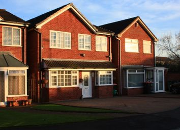 Thumbnail 3 bedroom detached house for sale in Rowan Close, Kingsbury, Tamworth