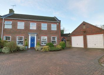 Thumbnail 4 bed detached house for sale in Millers Brook, Belton, Doncaster