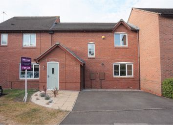 Thumbnail 3 bed terraced house for sale in Hawkhurst Drive, Hill Ridware, Rugeley