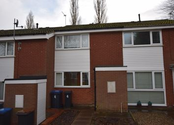 Thumbnail 2 bedroom terraced house to rent in Castle Close, Earl Shilton, Leicester