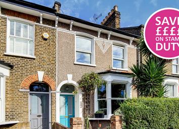 Algernon Road, London SE13. 4 bed terraced house