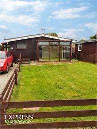 Thumbnail 2 bed detached bungalow for sale in Grace Crescent, Anderby Creek, Skegness, Lincolnshire