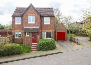 Thumbnail 4 bedroom detached house to rent in Egerton Gate, Shenley Brook End, Milton Keynes