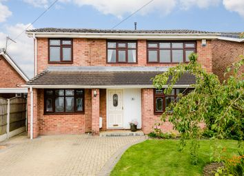 Thumbnail 4 bed detached house for sale in Carrisbrook Road, Carlton In Lindrick, Worksop