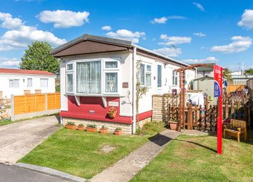 Thumbnail 1 bed mobile/park home for sale in Kingsmead Park, Bedford Road, Rushden