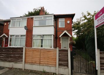 3 bed semi-detached house to rent in Algernon Street, Eccles, Manchester M30