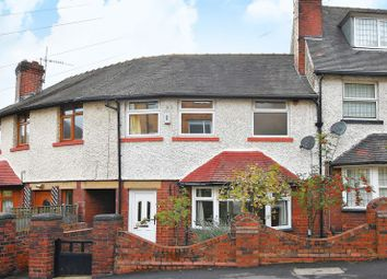 Thumbnail 2 bed terraced house for sale in Smithy Wood Crescent, Woodseats, Sheffield