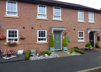 Thumbnail 3 bed terraced house for sale in Holland Crescent, Ashby -De-La Zouch, Leicestershire, .