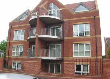 Thumbnail 2 bed flat to rent in 13 Parkgate, 33-38 Reginald Street, Derby