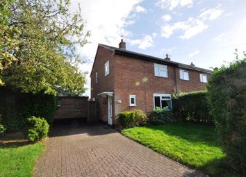 Thumbnail 3 bed property for sale in Queens Crescent, Upton, Chester