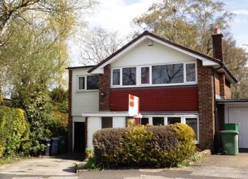 Thumbnail 5 bed link-detached house to rent in Deva Close, Poynton, Stockport