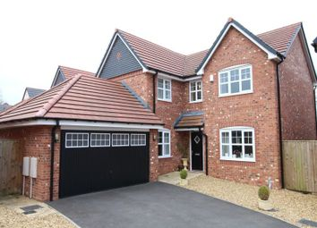 Thumbnail 4 bed detached house to rent in Bridestones Place, Congleton