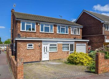 Thumbnail 3 bed semi-detached house for sale in Eastwood Old Road, Leigh-On-Sea, Essex