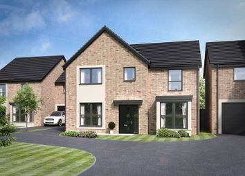Thumbnail 4 bed detached house for sale in Plot 2 - Fairfield, Barley Folde, Pocklington, York