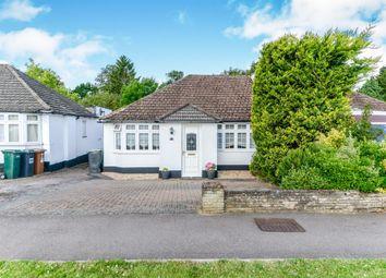 Thumbnail 3 bedroom semi-detached bungalow for sale in Alva Way, Watford