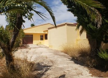 Thumbnail 5 bed country house for sale in Spain, Valencia, Alicante, Benissa