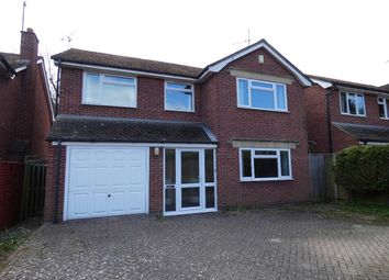 Thumbnail 4 bed detached house for sale in Kencourt Close, Gloucester