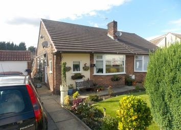 Thumbnail 2 bedroom semi-detached bungalow for sale in Carron Grove, Bolton