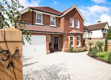 Thumbnail 5 bed detached house for sale in The Close, Harpenden