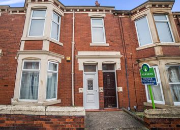 Thumbnail 3 bedroom flat for sale in Addycombe Terrace, Newcastle Upon Tyne