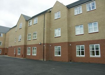 2 bed flat to rent in Bentley House, March PE15