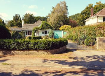 Church Road, Three Legged Cross, Wimborne BH21. 2 bed bungalow