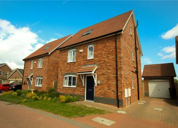 Thumbnail 4 bed detached house for sale in Orangeleaf Way, Barton-Upon-Humber, North Lincolnshire
