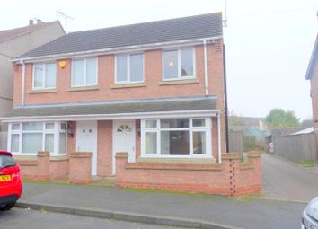 Thumbnail 3 bed semi-detached house to rent in Forest Street, Kirkby-In-Ashfield, Nottingham