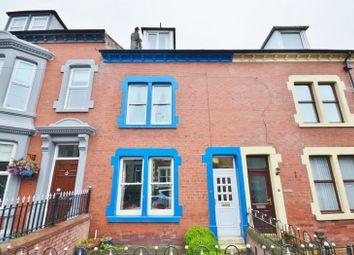 Thumbnail 4 bed terraced house for sale in Primrose Terrace, Harrington, Workington