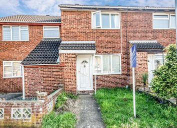 Thumbnail 2 bed terraced house to rent in Hillgrounds Road, Kempston, Beds