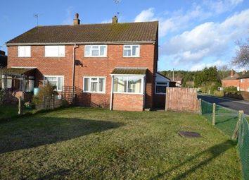 3 bed semi-detached house for sale in Fir Grove, Whitehill, Bordon GU35