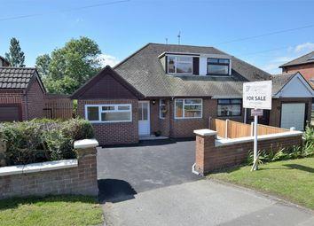 Thumbnail 3 bed semi-detached bungalow for sale in Over Lane, Belper, Derbyshire