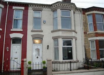 Thumbnail 4 bed terraced house for sale in King Street, Waterloo, Liverpool