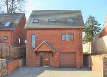 Thumbnail 4 bed detached house for sale in Tiverton Road, Cullompton