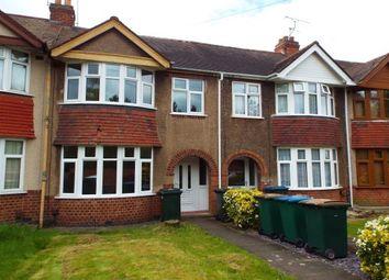 Thumbnail 3 bed terraced house to rent in Bridgeman Road, Radford