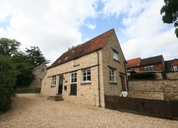 Thumbnail 2 bed barn conversion to rent in High Street, Castle Bytham, Grantham