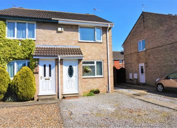 Thumbnail 2 bed semi-detached house for sale in Brevere Road, Hull