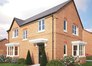 Thumbnail 4 bed detached house for sale in Spence Lane, Huncote, Leicestershire