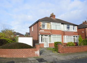 Thumbnail 3 bedroom semi-detached house to rent in Elton Avenue, Farnworth, Bolton