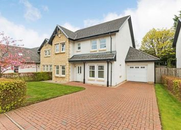 Thumbnail 4 bedroom detached house for sale in Solomon's View, Dunlop, Kilmarnock, East Ayrshire