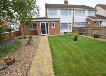 Thumbnail 3 bed semi-detached house for sale in Newton Road, Far Bletchley, Milton Keynes