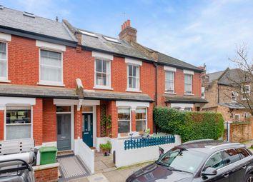 Jeddo Road, Wendell Park, Shepherd's Bush, London W12. 4 bed terraced house for sale