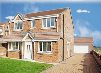 Thumbnail 4 bed detached house to rent in Peters Close, Upton, Pontefract