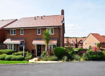Thumbnail 3 bed semi-detached house for sale in Treetops Way, Heathfield, East Sussex