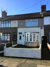 Thumbnail 3 bed terraced house for sale in Pretoria Road, Liverpool